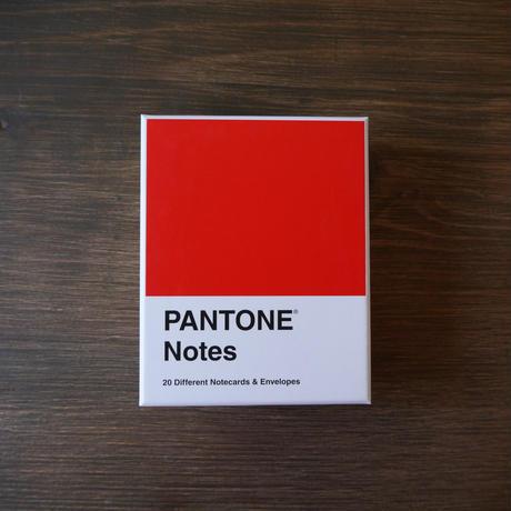 Pantone ( パントーン ) Notes