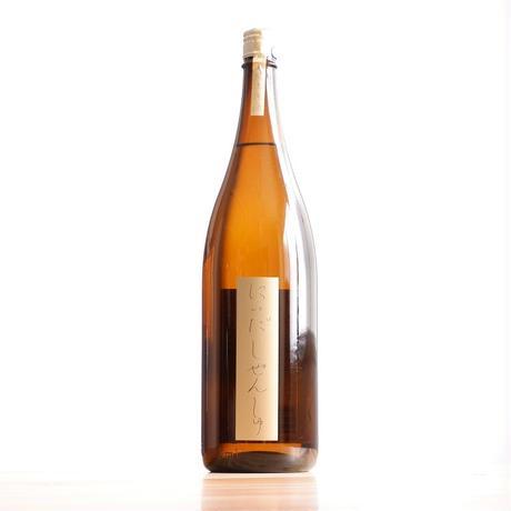 【1800ml】にいだしぜんしゅ 純米原酒