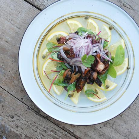 【オリジナルサンクスカード付】真牡蠣・真蛸燻製アヒージョ・牡蠣ラー油 ギフトボックスセット