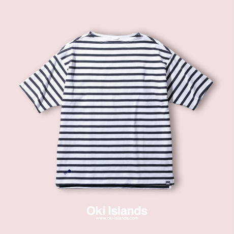 Border Boat-neck / Oki Islands