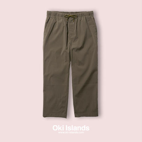 Light Stretch Rough Pants / Oki Islands