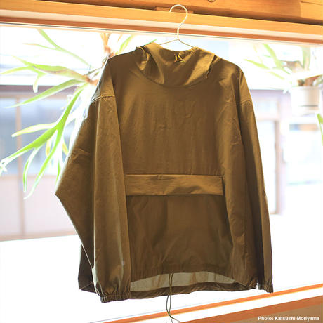 Light Stretch Anorak / Oki Islands