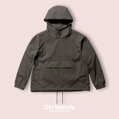 W Light Stretch Anorak / Oki Islands