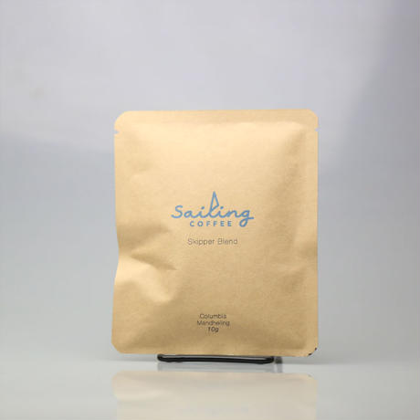 Skipper Blend Drip Bag Coffee (ドリップバッグコーヒー)