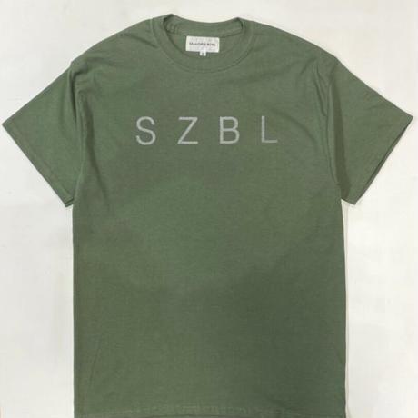 S Z B L  B.COVID 21 ( MIL GREEN × REFLECTOR )