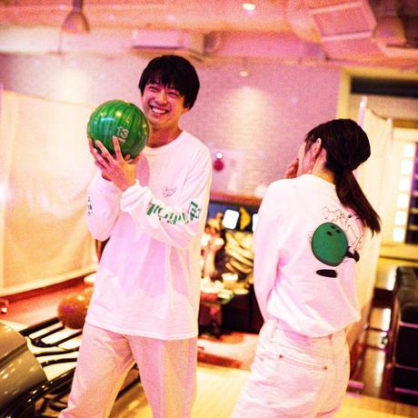 JARRIX × 笹塚ボウル ロングスリーブ Tシャツ