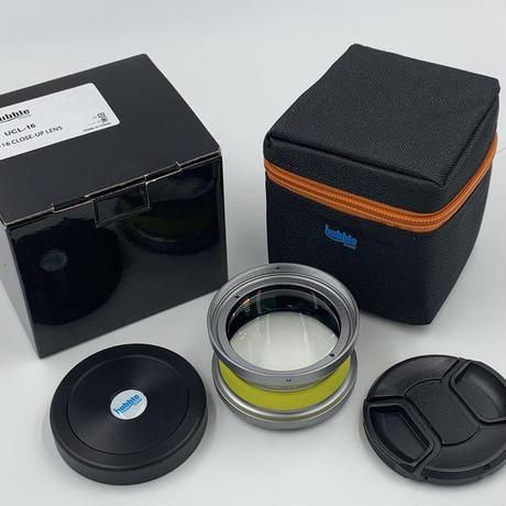 BubbleScuba 16x 微距鏡M67