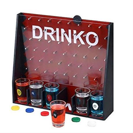 Bomb Game Drinkoショットパーティーゲーム ドリンク 欧米で大人気の爆弾ゲーム 遊び方は様々