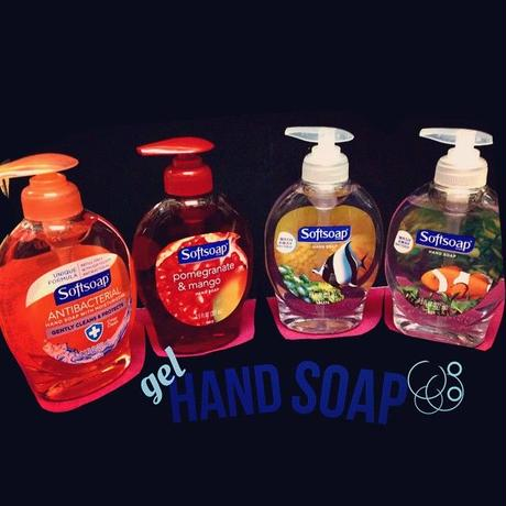 softsoap® HAND SOAP