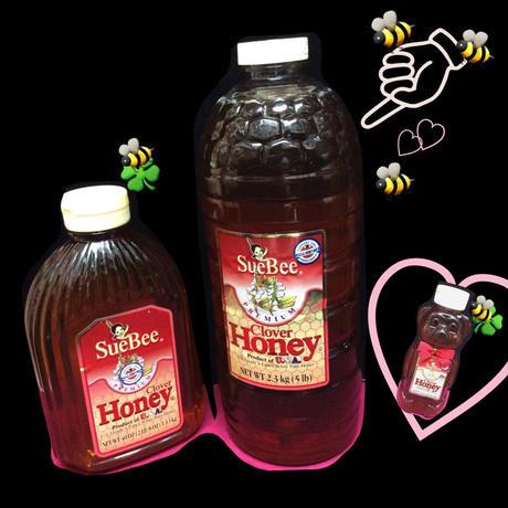 Sue Bee® clover Honey 大-無添加-
