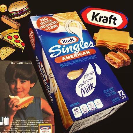 Kraft®Singles-AMERICAN- 72 slices