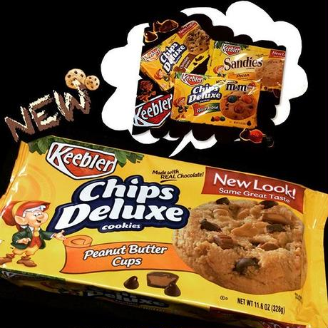 Keebler®cookie -Peanut Butter Cups-