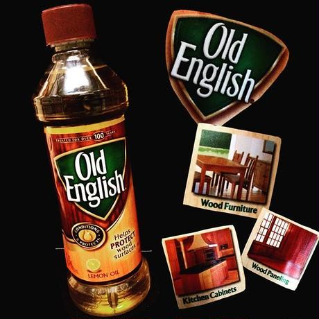 Old English® LEMON OIL-Trusted for over 100years-
