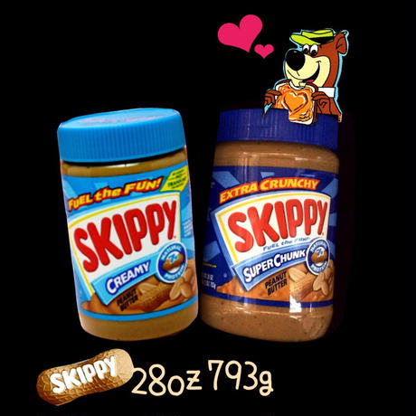 SKIPPY® peanut butter-小さいサイズ-