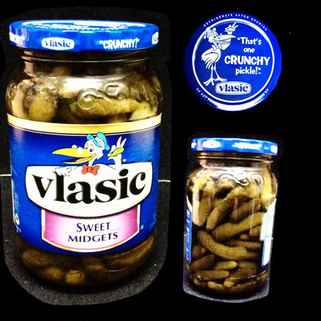 Vlasic®Sweet GHERKINS