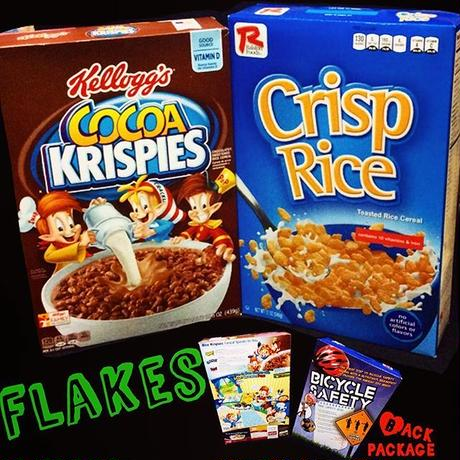 ㊟‼︎オーダ発注商品‼︎㊟Flakes-COCOA KRISPIES,Crisp Rice-