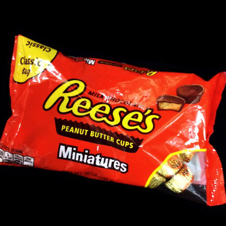 Reese's-peanut butter cups-
