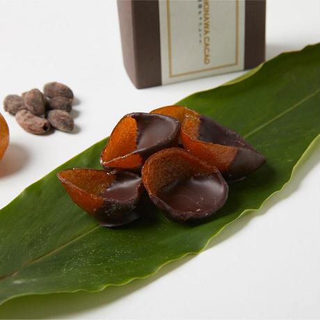 ドライフルーツのチョコレート2種とボンボンショコラ ギフトセット