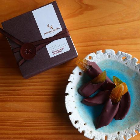 応援ギフトBセット やんばるドライフルーツのチョコレートセット【送料込】