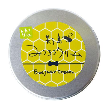 美ら島 みつろうクリーム  レモングラス(20g)