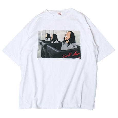 """【""""CAN'T STOP""""インクジェット  TEE】"""