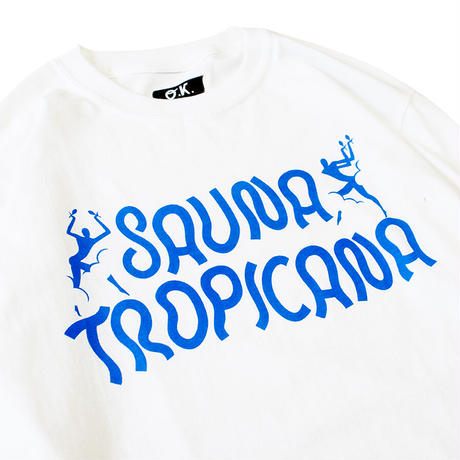 SAUNA TROPICANA L/S TEE