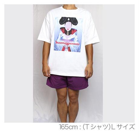 "【""HOMOGENIC""インクジェット TEE】"