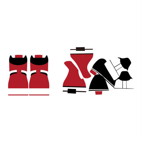 【The Art Of Sneakers】LOCKER TEE