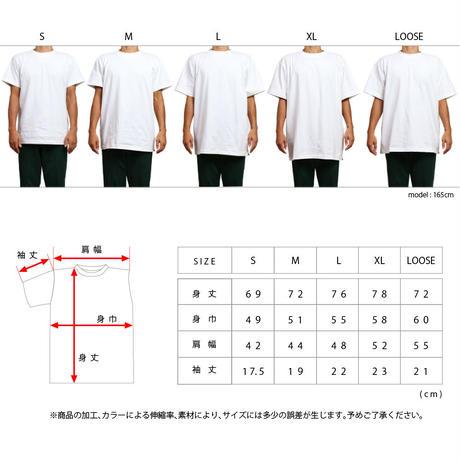 OK203-002-MAX:MAX S/S TEE(手刺繍)