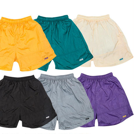 OK191-302  NYLON SWITCHING WIDE SHORTS