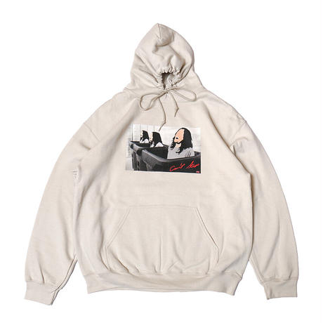 """【""""CAN'T STOP""""インクジェット SWEAT HOODIE】"""