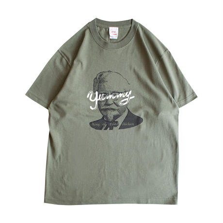 """【 UNCLE """"YUMMY"""" S/S TEE】"""