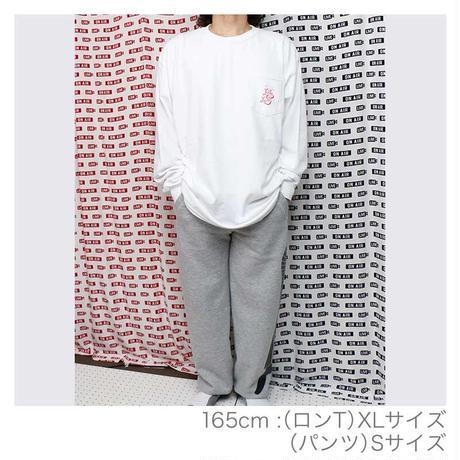 OK213-501【Ladies & Gentlemen SWEAT PANTS 】