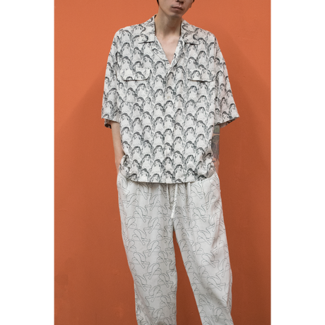 OK201-803 : OPPAIIPPAI WIDEシルエットS/S-SHIRTS