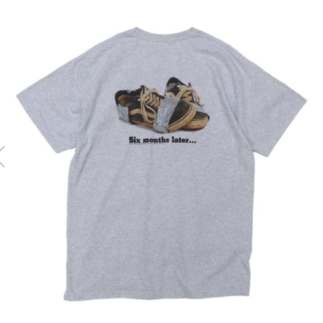 【The Art Of Sneakers】SIX MONTHS LATER TEE