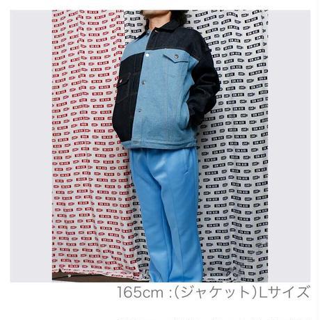 OK213-403【2nd & 3rd DENIM JKT】