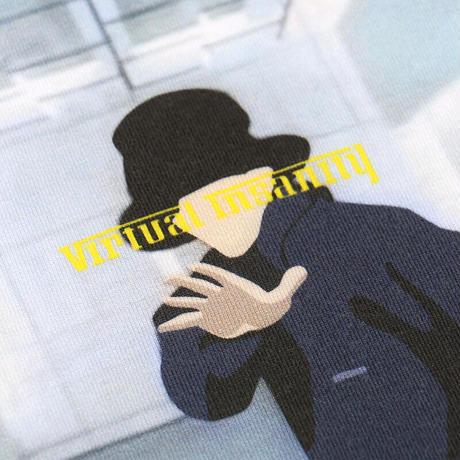 "【""VIRTUAL INSANITY""インクジェット  TEE】"
