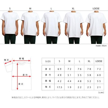 "OK213-005【""4WD"" 手刺繍 S/S TEE】"
