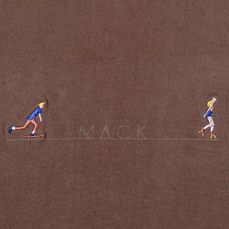 OK193-023SS  MAC SKATER  S/S TEE