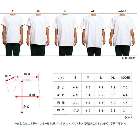 OK191-001SS    max'97 TEE(手刺繍)ホワイト