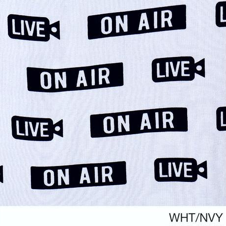 """【""""ON AIR & LIVE"""" CURTAIN】"""