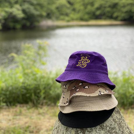 Lucky 'n' Lure(ラッキールアー)bucket hat