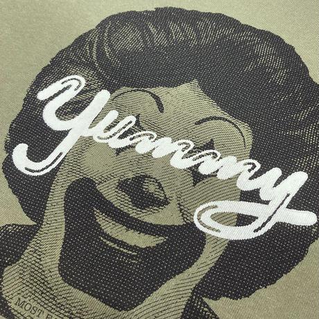 "【""YUMMY "" CLOWN S/S TEE】"