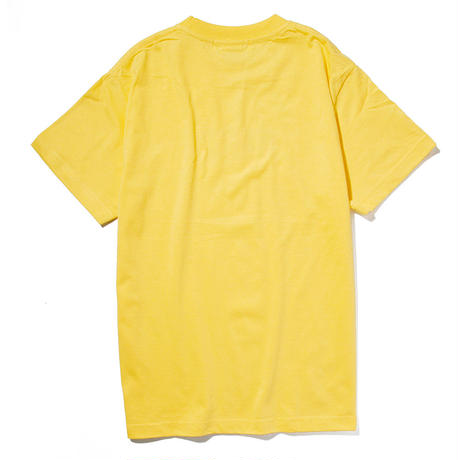 OKINAWAMADE™ボックスロゴTシャツ(イエロー)
