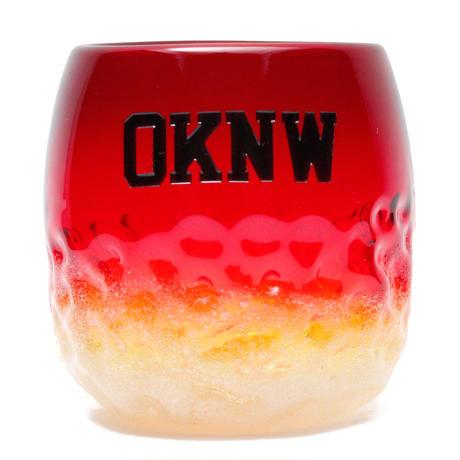OKINAWAMADE™琉球ガラスOKNW(レッド)