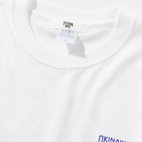 OKINAWAMADE/たびろうTシャツ(ホワイト)