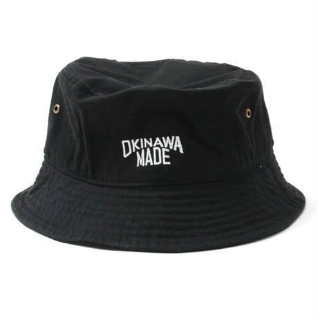 OKINAWAMADE™バケットハット(ブラック)