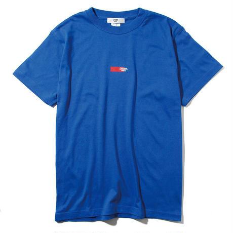 OKINAWAMADE™ボックスロゴTシャツ(ブルー)