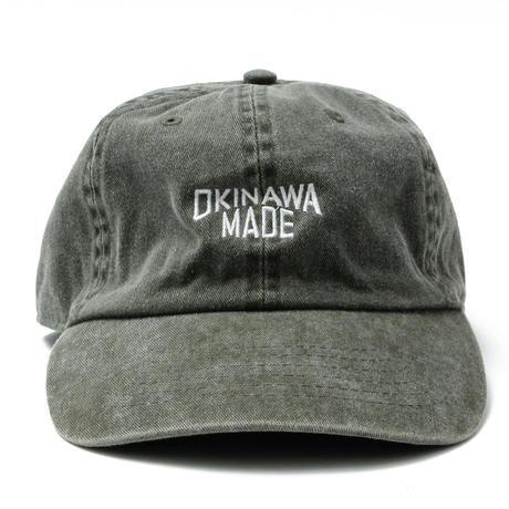 OKINAWAMADE™スナップバックキャップ(グリーン)