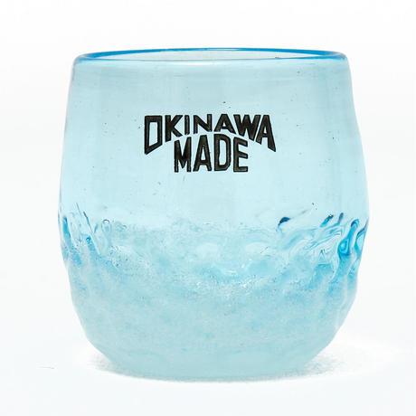 OKINAWAMADE™琉球ガラス(ミズイロ)